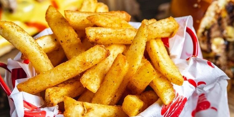 Snacks Time Fast Food French Fries
